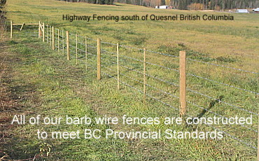 Our Barb Wire Fencing Standards